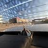 Taxi ride in Якутск